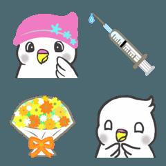 Snowちゃん☆病院絵文字