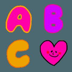 カラフル絵文字'cotubu