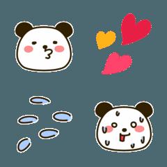 【かわいいパンダ】組み合わせ自由☆