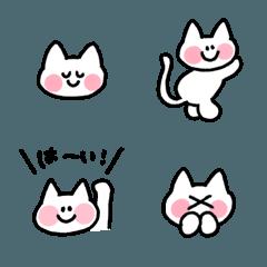 ぷりねこちゃん絵文字1