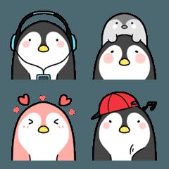 癒されるペンギンさん絵文字