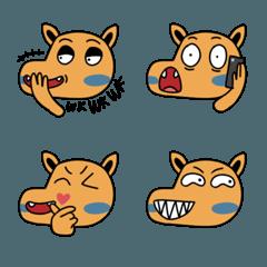 Funny Dog : Meong