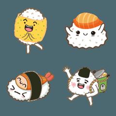 Onigiri Man & Egg Onigiri