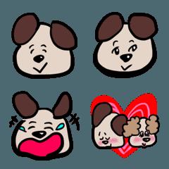 inutarou dog's emoji
