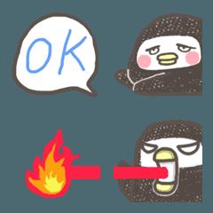 PU PU penguin (emoji) PART 1