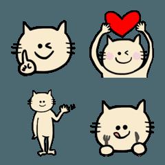 シンプル猫ちゃん 2