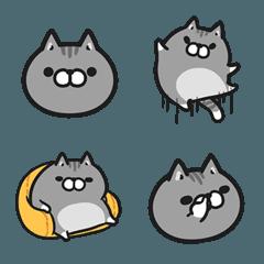 ボンレス猫 絵文字