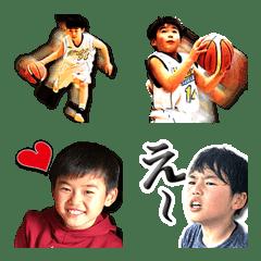 大喜のバスケットボール(笹原ブルービー)