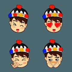 Dek Doi Emoji : Boy