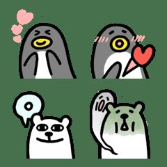 Penguin & Polar Bear