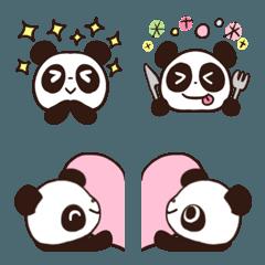 チビかわ♡パンダ絵文字