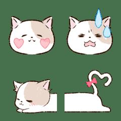 子猫のリリーちゃん絵文字