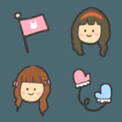 おえかき 絵文字(1)