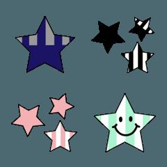 ★星好きの人の絵文字★