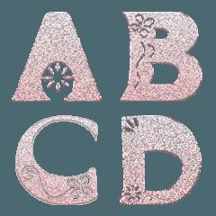 シマーシャイン(A-Z)ボヘミアンスタイル