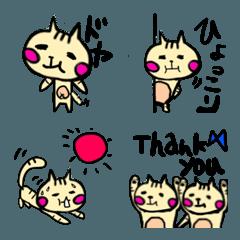 顔デカ ニャンコ  にゃんぺいシリーズ第3弾