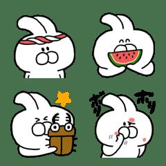 うさっち絵文字【夏休み・お祭り】 (6)