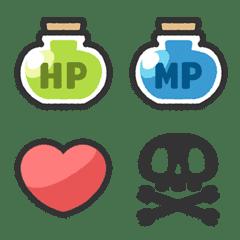 HP&MP