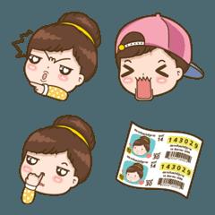 Kanom Tuay Emoji