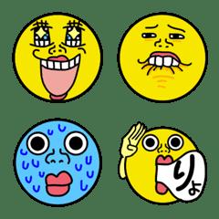 表情豊かな絵文字2