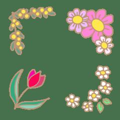 Botanical フラワーデコレーション