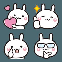 かわいい♡うさぎの絵文字3