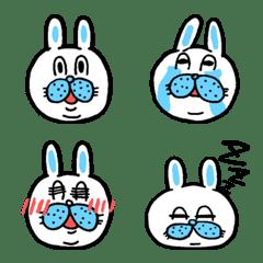 ウサギのササキ絵文字