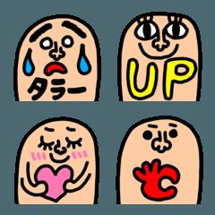 riekim 顔絵文字