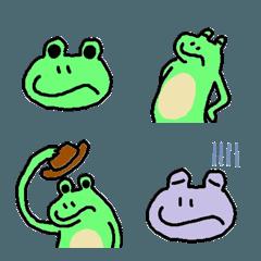 カエルの秘密!