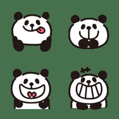 かわいい♥パンダの絵文字