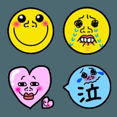 表情豊かな絵文字4