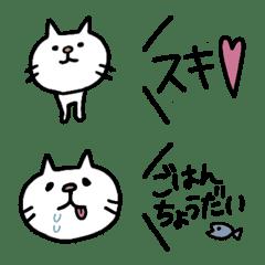 ネコさんとふきだし☆