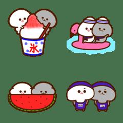 みじめちゃんと恨みちゃんの夏 2019