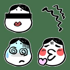 じゃぱねすく!【福おかめ】絵文字2