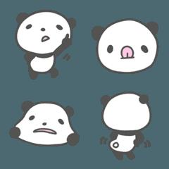 パンダが大好きなのでつくった絵文字