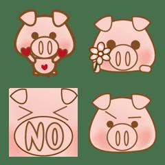 apple pig