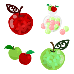 Pretty Apple Emoji