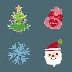 クリスマスの可愛いトーテム