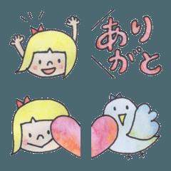 nauha&Luuの絵文字