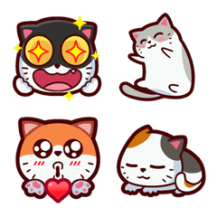 Cat Lovers Emoji
