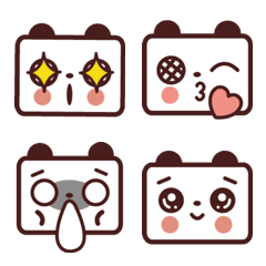 Radio Panda J Emoji