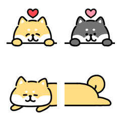 ゆる柴犬絵文字2