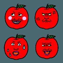 りんごマン