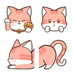 ChaCha Cat Emoji