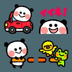 ぱんだっち 絵文字2