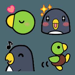 BokeBirds 【絵文字】
