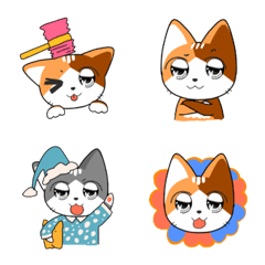 ラッキー猫・日常バージョン