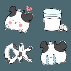 牛の絵文字