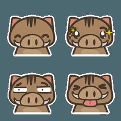 Pig_Piggy_Wild boar