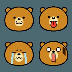 関西弁なクマ【絵文字】